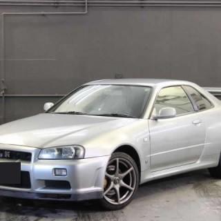 Nissan Skyline R34 GT-R (1999): Titelbild