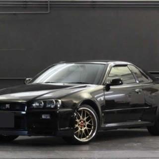 Nissan Skyline R34 GT-R 300PS+ (1999): Titelbild