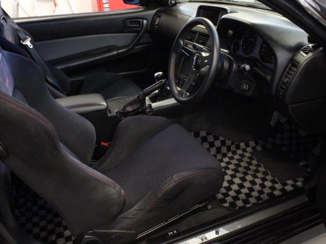 Nissan Skyline R34 GT-R 300PS+ (1999): Interieur 4