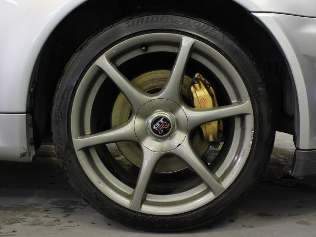 Nissan Skyline R34 GT-R (1999): Felgen