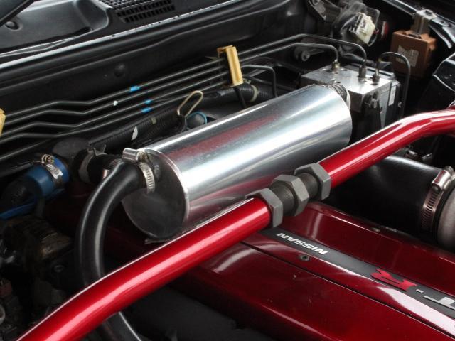 Nissan Skyline R34 GT-R 300PS+ (1999): Motorraum 4