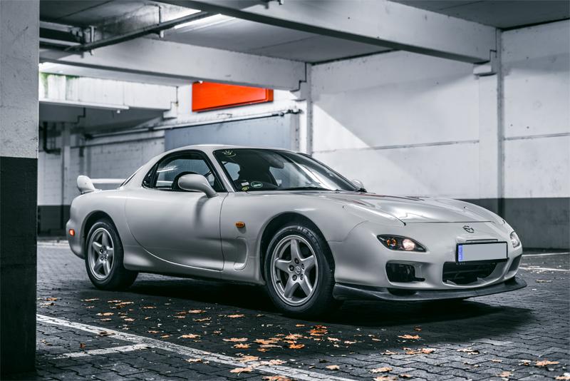 Mazda RX-7 FD3S kaufen und importieren