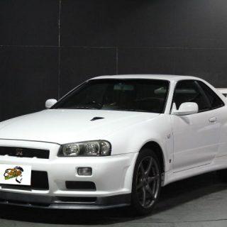 Nissan Skyline R34 GT-R (1999) *VERKAUFT*