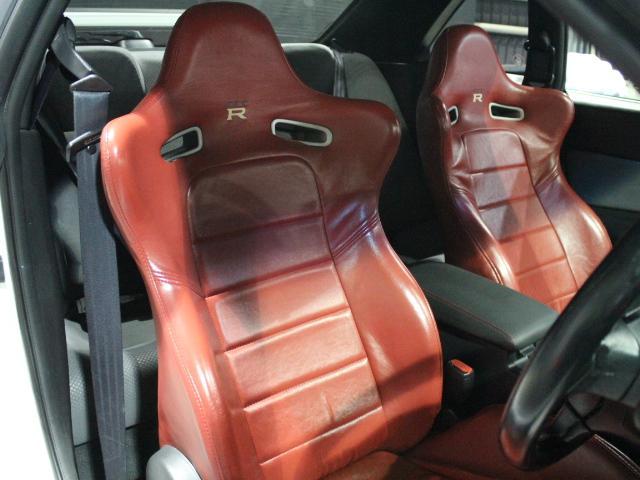 Nissan Skyline R34 GT-R_1999_201801: Interieur 2