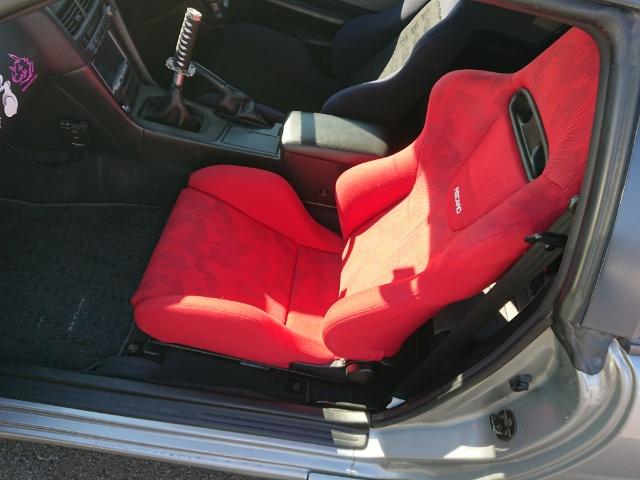 Nissan Skyline R34 GT-T: Innenraum 6