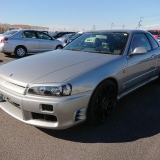 Nissan Skyline R34 GT-T (1999)