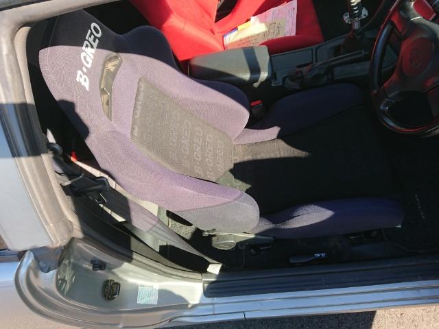 Nissan Skyline R34 GT-T: Innenraum 5