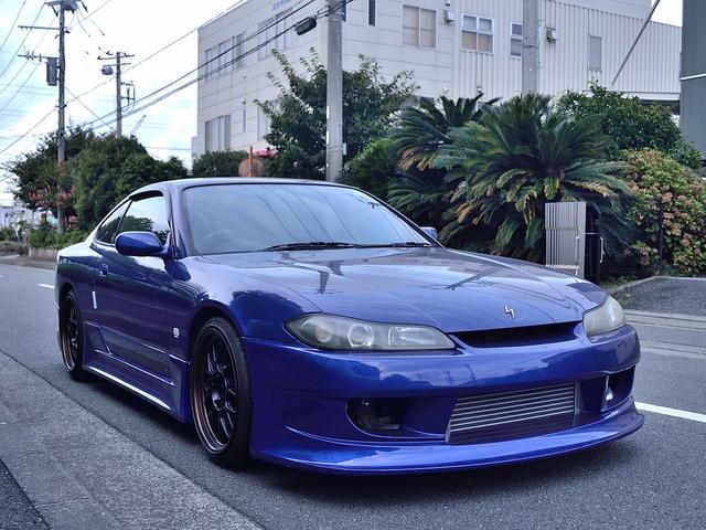 Nissan Silvia S15: Den japanischen Sportwagen über Toretto Imports kaufen und importieren!