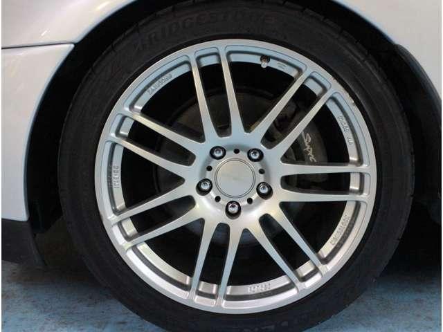 Toyota Supra MKIV Non Turbo_Felgen