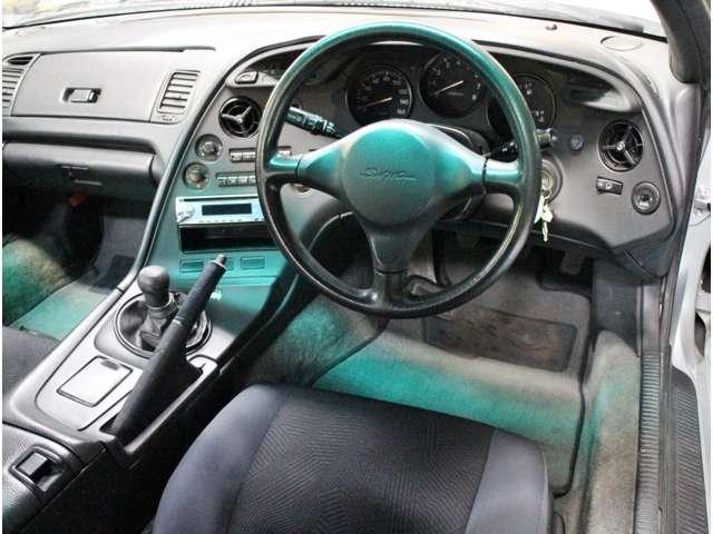 Toyota Supra MKIV Non Turbo_Interieur 1