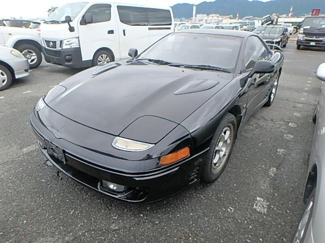 Mitsubishi GTO_Front 1