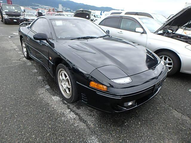 Mitsubishi GTO_Front 2
