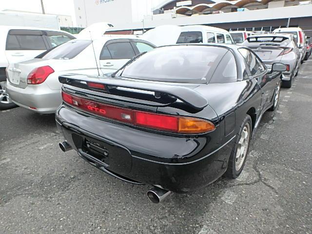 Mitsubishi GTO_Heck 2