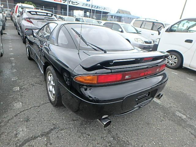 Mitsubishi GTO_Heck 1