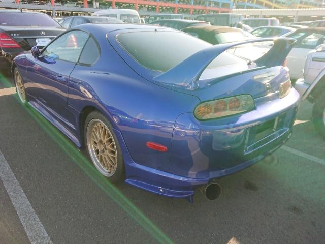 Toyota Supra MKIV_Heck 2