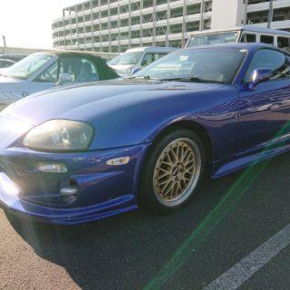 Toyota Supra MKIV RZ (1996) *VERKAUFT*