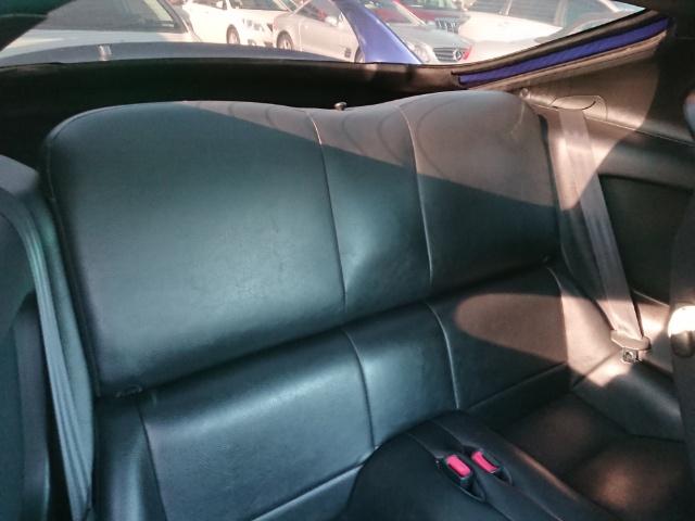 Toyota Supra MKIV_Innenraum 3