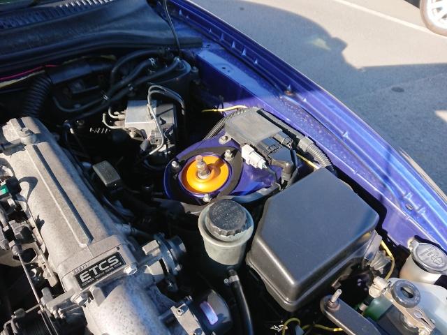 Toyota Supra MKIV_Fahrwerk
